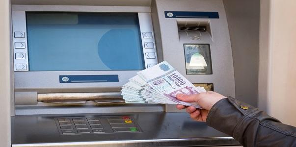 A céges számlákról felvett készpénzzel való elszámolás