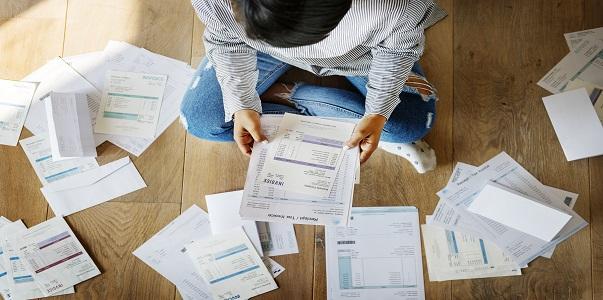 Katás vállalkozás bizonylatolása és nyilvántartása
